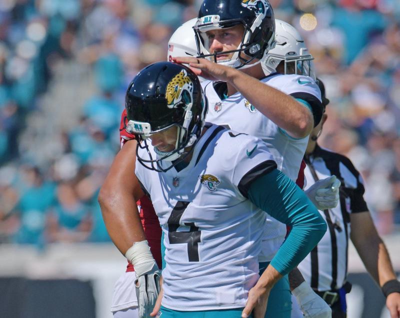 Jacksonville Jaguars K Josh Lambo