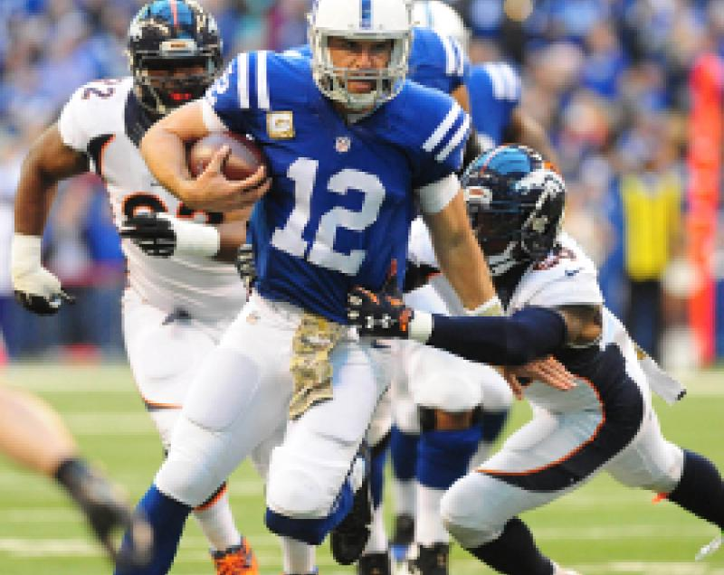 Any Given Sunday: Colts Over Broncos
