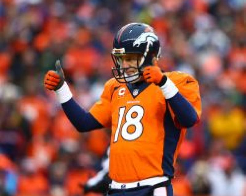 Solving the Peyton Playoff Puzzle: Part I