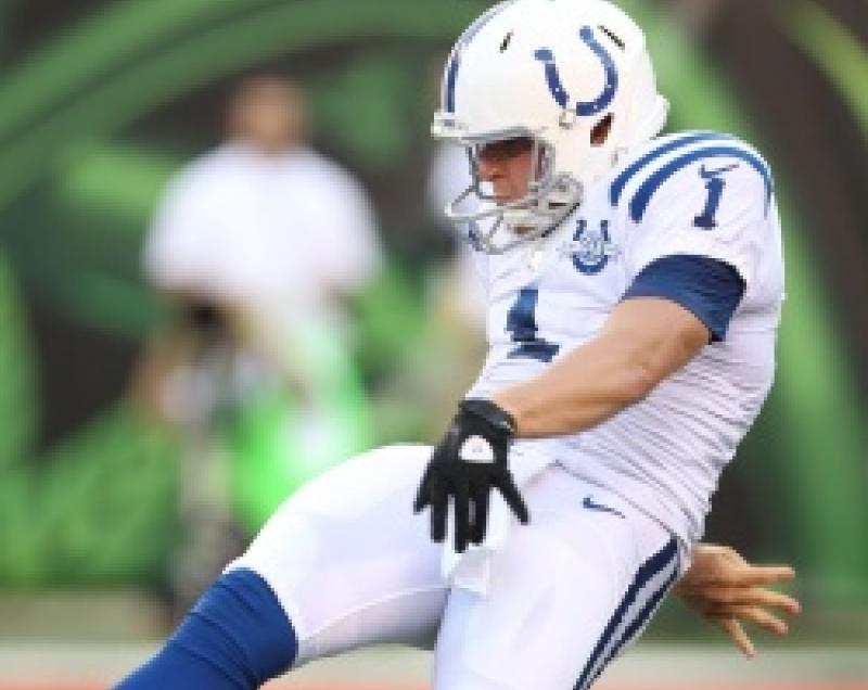 Any Given Sunday: Colts Over 49ers