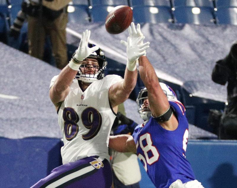 Buffalo Bills LB Matt Milano