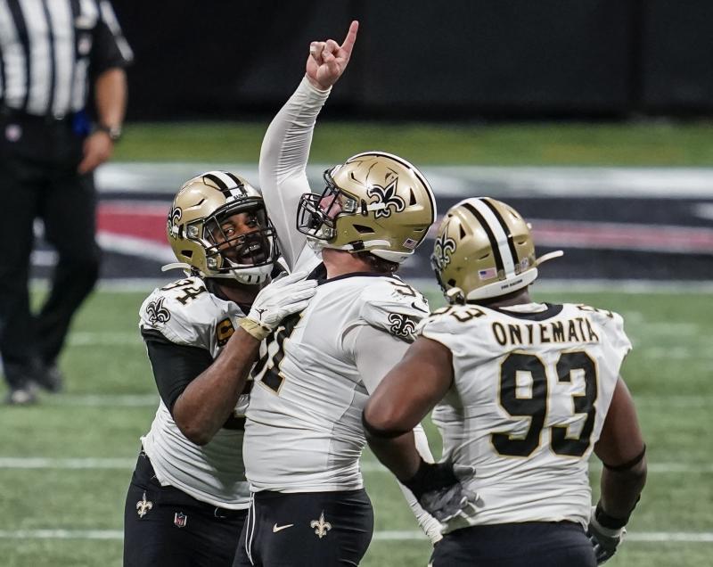 Saints defense