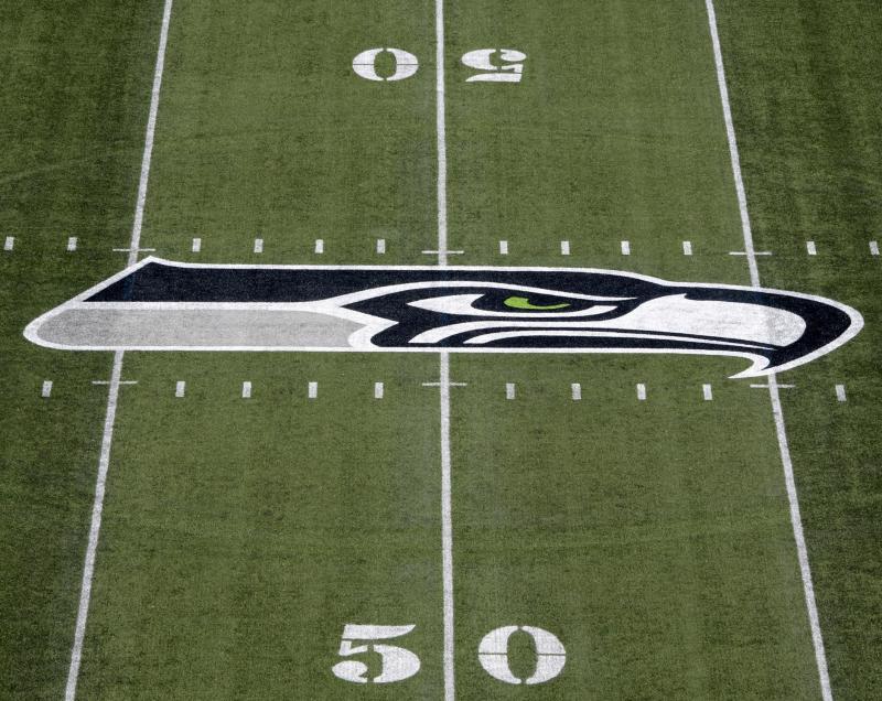 Anachronistic Seattle Seahawks Logo