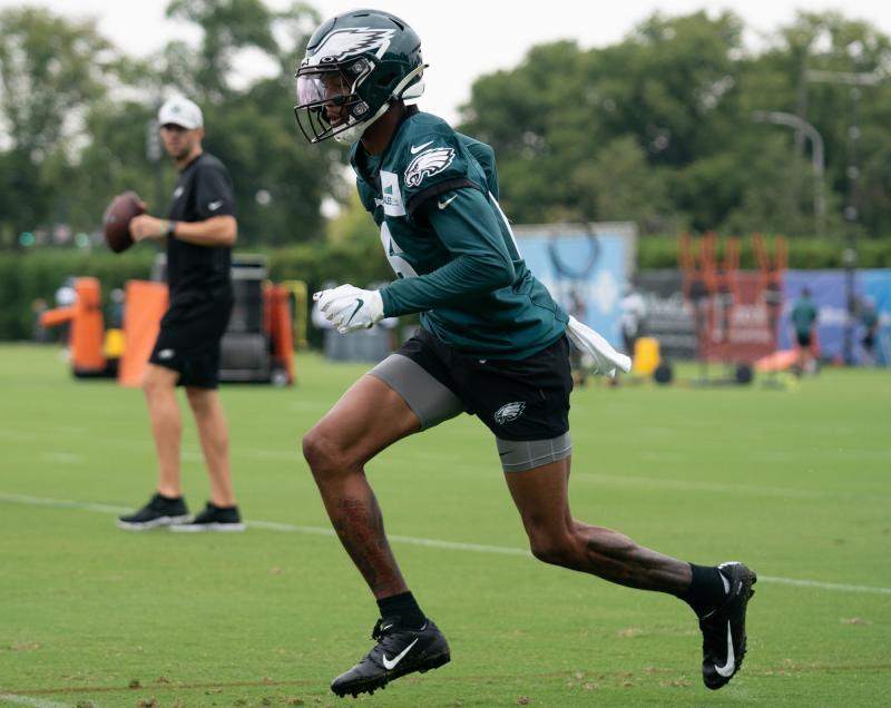 Philadelphia Eagles WR DeVonta Smith