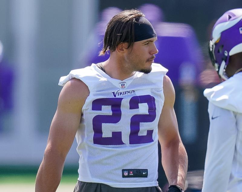 Minnesota Vikings S Harrison Smith