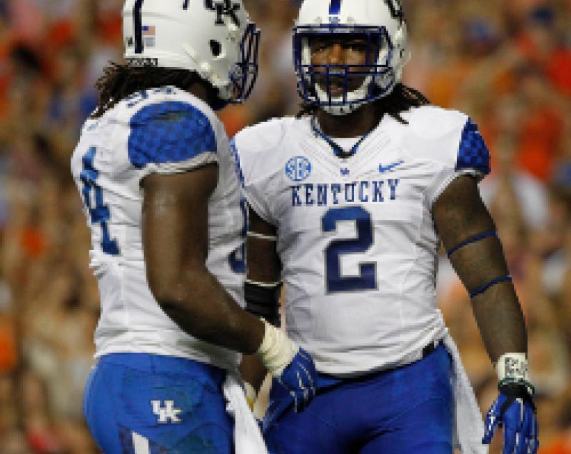 Futures: Kentucky Edge Rushers Bud Dupree and Za'Darius Smith