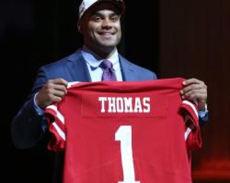2017 NFL Draft Report Card Report