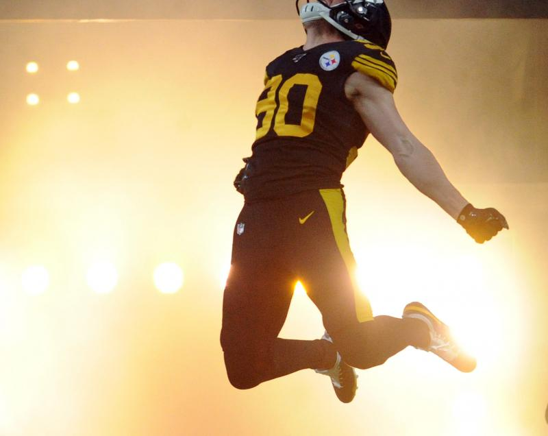 Pittsburgh Steelers ER T.J. Watt
