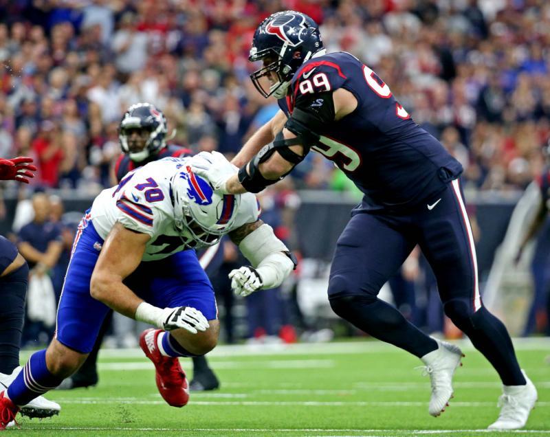 Houston Texans DE J.J. Watt