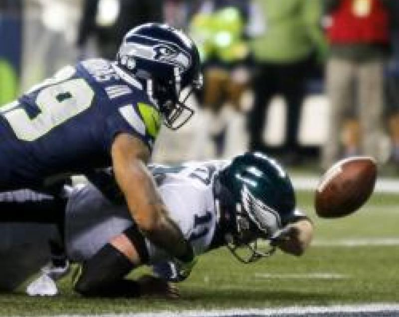 Any Given Sunday: Seahawks Over Eagles