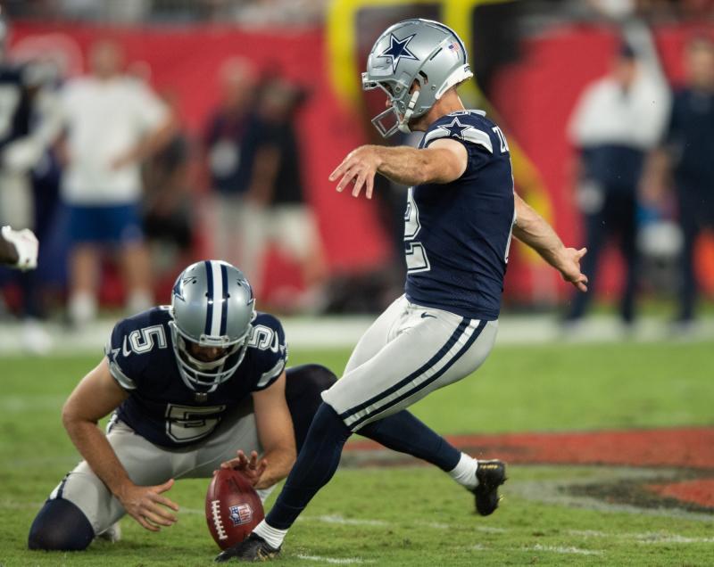 Dallas Cowboys K Greg Zuerlein