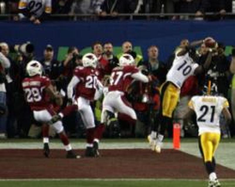 Audibles at the Line: Super Bowl XLIII