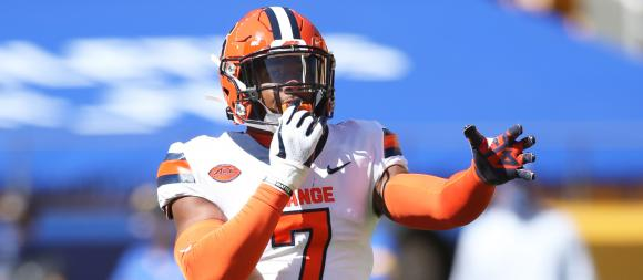 Syracuse Orange DB Andre Cisco