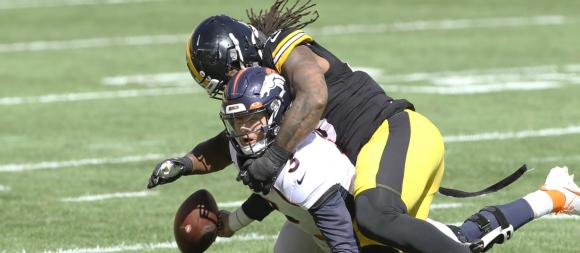 Pittsburgh Steelers ER Bud Dupree