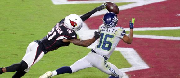 Seattle Seahawks WR Tyler Lockett