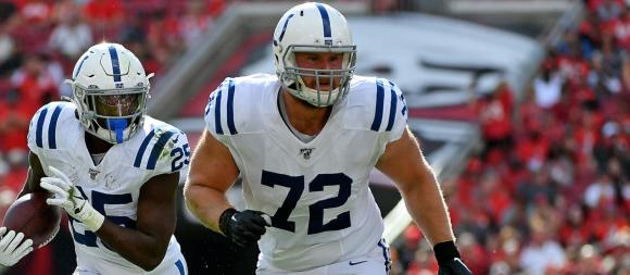 Indianapolis Colts OL Braden Smith