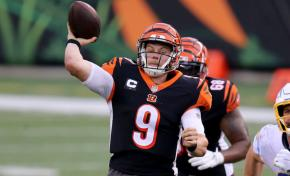 Cincinnati Bengals QB Joe Burrow