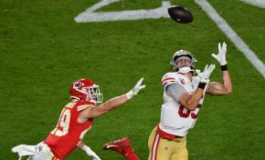 San Francisco 49ers TE George Kittle