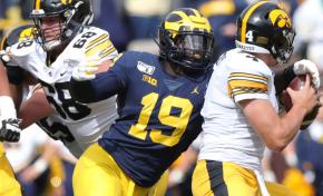 Michigan Wolverines ER Kwity Paye